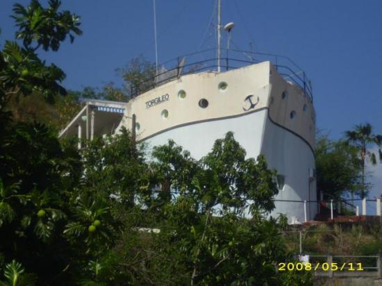 Le TORGILEO, maison-navire