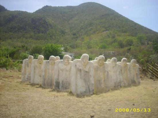 Mémorial de l'Anse Caffard